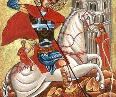 Празднование обновления храма великомученика Георгия в Лидде