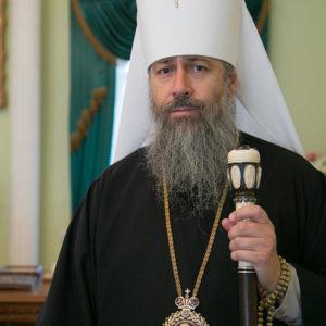 «Патриарх Варфоломей заигрался в православного папу» Митрополит Святогорский Арсений