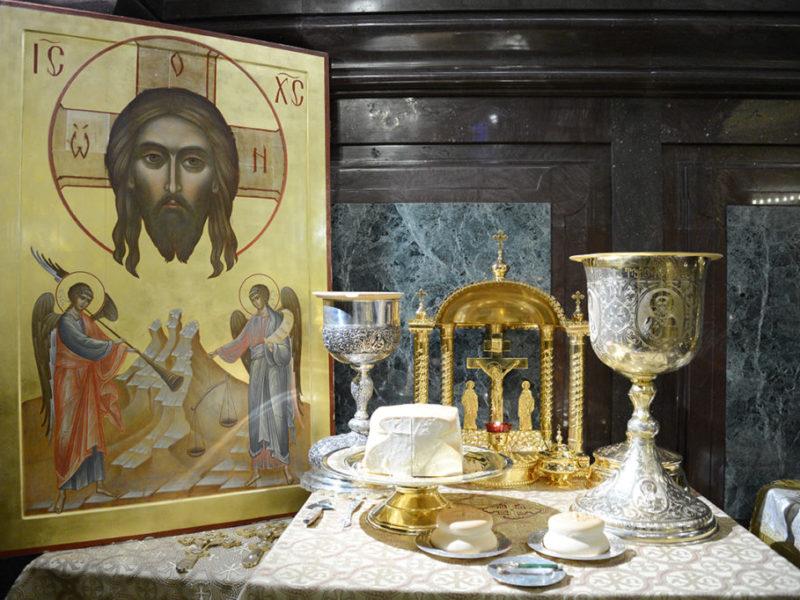 С 26 ноября 2018 года  в храме святой великомученицы Ирины  будут совершаться ДВЕ Божественные литургии  по средам и пятницам: ранняя в 7.00 и поздняя в 10.00.   В понедельник, вторник и четверг Божественная литургия будет совершаться в 8.00