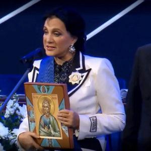 В Кремле прошла XXVI церемония вручения международной премии «Вера и Верность»