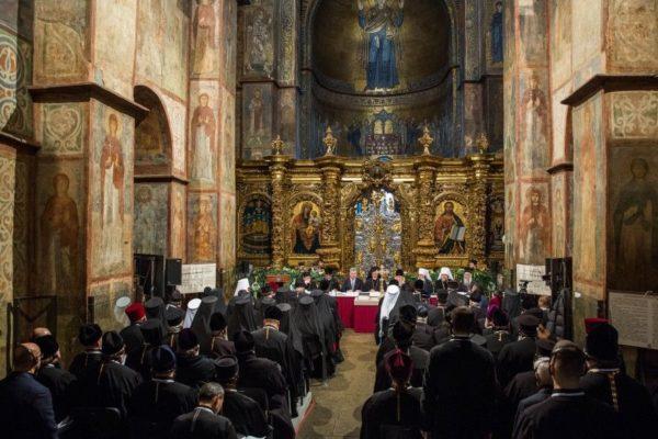 Глава «новой церкви» на Украине будет носить чин митрополита
