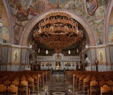 Православные святыни мира. Собор во имя апостола Андрея Первозванного в Патрах