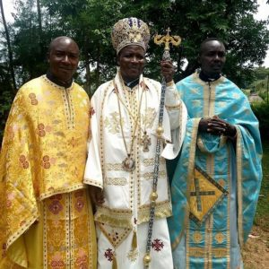 УЯЗВИМЫЕ И БЕДНЫЕ, ЧЬЯ НАДЕЖДА – ТОЛЬКО НА БОГА Об успехах и трудностях православной миссии в Африке Епископ Кисумийский и Западнокенийский Афанасий