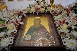 Всенощное бдение накануне празднования памяти св.великомученицы Екатерины