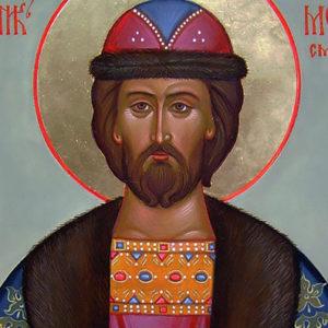 Память святого мученика Меркурия Смоленского