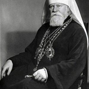 Счастье (перед Рождеством Христовым). Митрополит  Николай (Ярушевич)