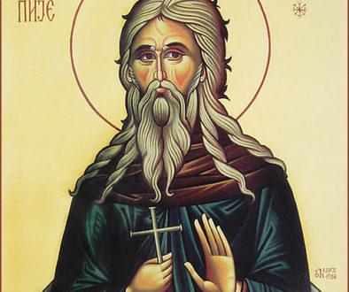 Память преподобного Алипия столпника