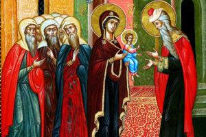 Слово в день праздника Обрезания Господня