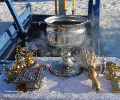 Крещение или Богоявление? (К истории происхождения праздника)
