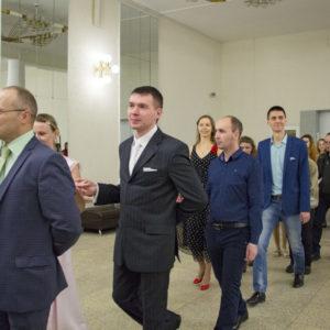 В Витебске прошел Рождественский бал православной молодеж