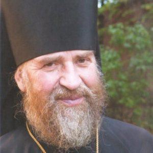 Встреча с архимандритом Амвросием (Юрасовым) в храме св.Ирины