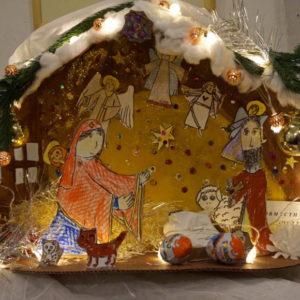 Рождество в храме св.Ирины
