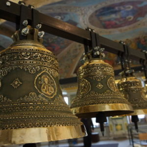 заседание секции «Кампанология и звонарское мастерство» в храме св.вмц.Ирины.