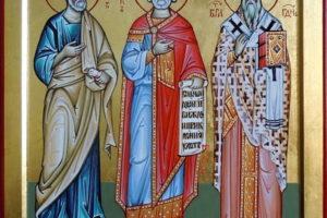 Неделя по Рождестве Христовом: память праведных Иосифа Обручника, Давида царя и Иакова, брата Господня по плоти