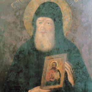 Память преподобного Григория, чудотворца Печерского, в Ближних пещерах