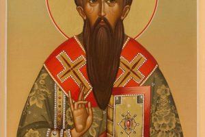 14 января. Святитель Василий Великий