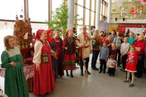 24 февраля в Витебской духовной семинарии пройдёт концерт фольклорного ансамбля «Камышинка»