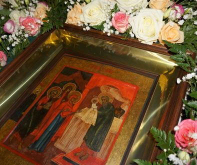Проповедь на Сретение. Священник Иоанн Павлов