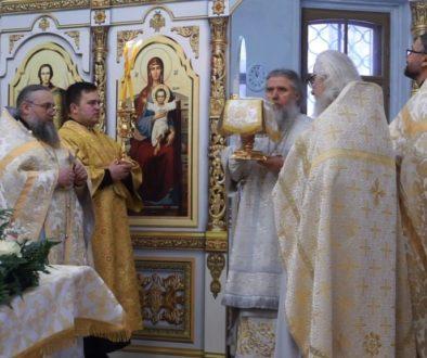 Праздник Сретения Господня в храме святой Ирины