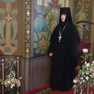 «Покаяния отверзи ми двери, Жизнодавче» Игумения Викторина (Перминова)