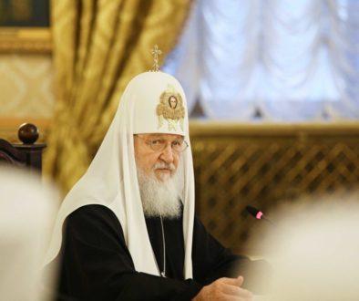 Предложения относительно подготовки семинаристов к семейной жизни. Святейший Патриарх Кирилл