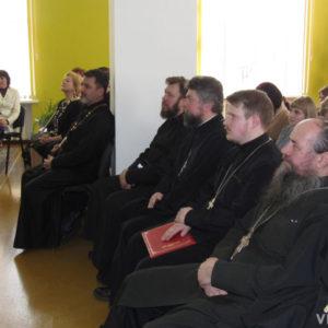 В г.Орше Витебской епархии прошёл фестиваль православной книги «Дорогами Православия»
