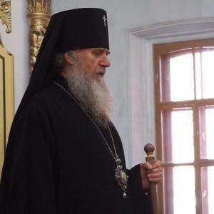 Награждение в храме святой великомученицы Ирины