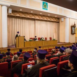 Состоялась пастырская конференция Центрального викариатства «Принципы создания и обустройства приходской жизни в современных условиях»