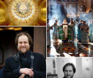 Встреча со священником Игорем Палкиным