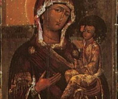 Празднование иконе Божией Матери Лиддской (на столпе в Лидде)