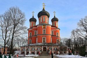 Святейший Патриарх Кирилл совершит в Донском монастыре Литургию Преждеосвященных Даров и молебен на начало чина мироварения