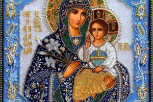 16 апреля. Икона Божией Матери «Неувядаемый Цвет»