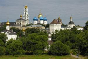 Святейший Патриарх Кирилл совершит Литургию в Троице-Сергиевой лавре