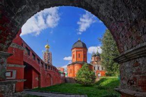 Святейший Патриарх Кирилл возглавит в Высоко-Петровском монастыре Литургию Преждеосвященных Даров