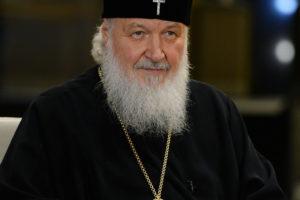 «Мы столкнулись с попыткой навязать Православной Церкви новую экклезиологию». Патриарх Московский и всея Руси Кирилл