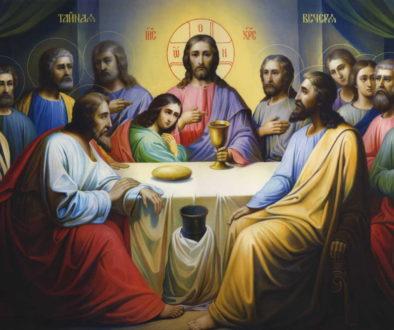 Две Божественные литургии в Великий Четверток в храме св.вмц.Ирины