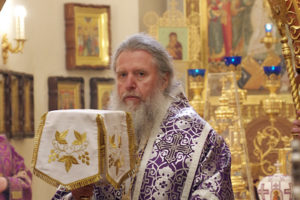 Архиепископ Димитрий продолжает паломничество на Святую землю в составе делегации Нижегородской епархии