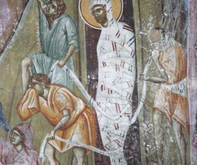 Воскрешение Лазаря. Митрополит Сурожский Антоний