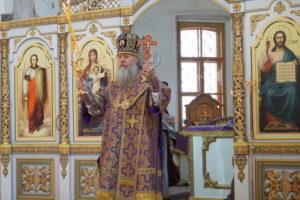 Великий Четверток: Божественная литургия и монашеский постриг в храме св.вмц.Ирины