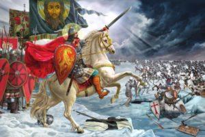 Победа на Чудском озере – День воинской славы России