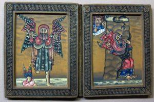 В ПСТГУ открылась выставка христианского искусства Эфиопии