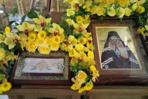 В Неделю Антипасхи в храм святой Екатерины на Всполье будет доставлен пояс святителя Иоанна Шанхайского