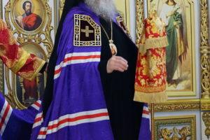 26 мая, в Неделю 5-ю по Пасхе, о самаряныне, архиепископ Витебский и Оршанский Димитрий возглавил Божественную литургию в храме святой великомученицы Ирины