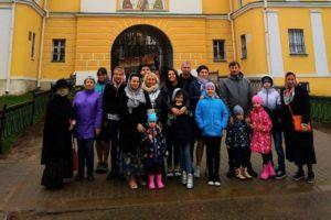 Паломническая поездка в Хотьково, Радонеж, Абрамцево, Покровский монастырь 2 мая 2019 года