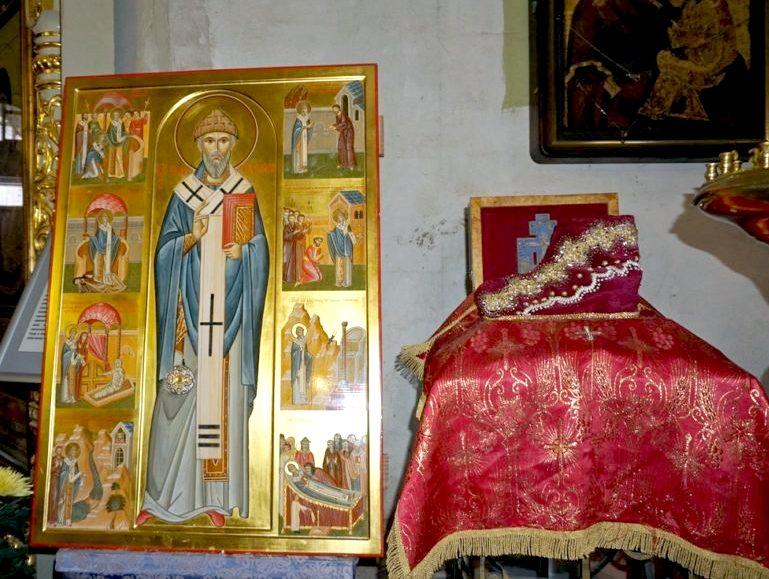 заказать молебен святителю Спиридону Тримифунтскому