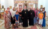 Архиепископ Димитрий посетил строящиеся объекты Витебской епархии