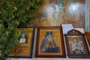 Накануне дня Святой Троицы