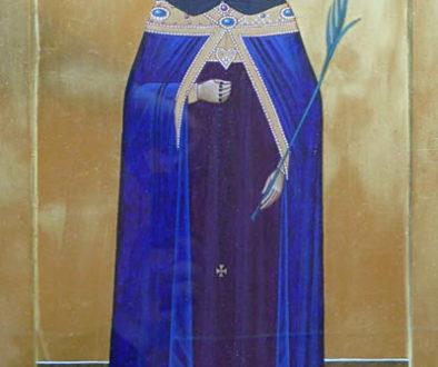 Память праведной Ангелины, деспотиссы Сербской