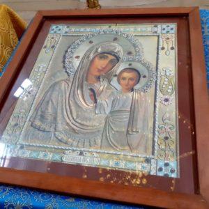 Праздник Казанской иконы Богородицы в храме великомученицы Ирины