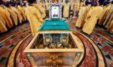 21 июля в Храме Христа Спасителя состоятся проводы мощей благоверных Петра и Февронии Муромских